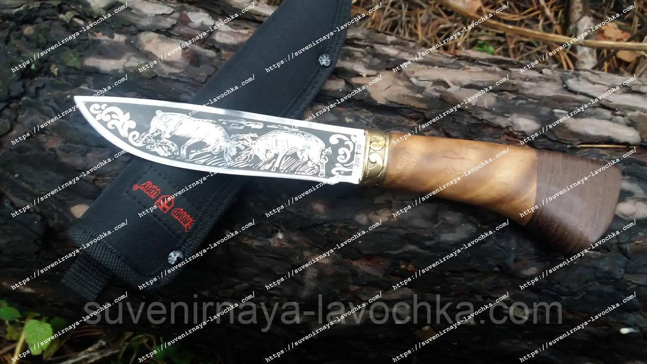Нож охотничий 1818 Лось Оригинальный дизайн