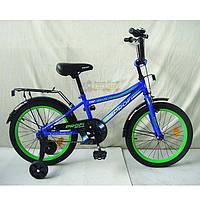Велосипед детский Profi L18103 Top Grade, 18 дюймов Код:23360