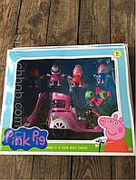 Свинка Пеппа и её друзья на прогулке / Peppa Pig