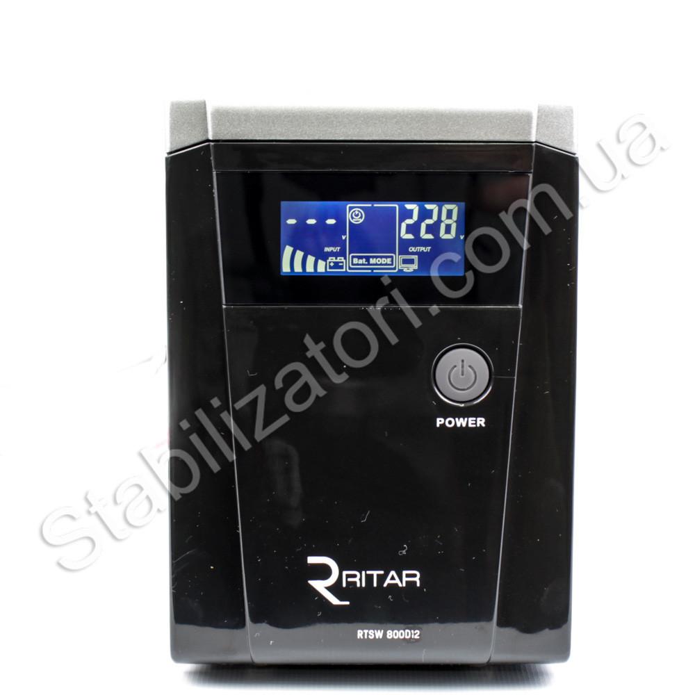 RITAR RTSW-800 ИБП для котла - бесперебойник - УПС -UPS