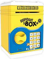 Копилка Сейф с кодовым замком Deposit Box HYL 66069