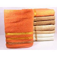 Махровые банные полотенца без вышивки ПБ0002