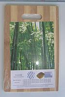 Разделочная доска из бамбука 20х30х0.8см