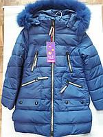 Курточка зимняя для девочек