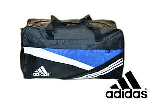 Сумка спортивная Adidas 2802 Черный (31х51х17 см) купить оптом со склада