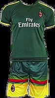 Форма футбольная AC Milan р-р (S-M-L-XL)