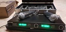 Микрофон  SHURE LX88-III База UHF 2 Радиомикрофона