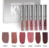 Жидкая матовая помада Kylie Holiday Edition, 3.25 мл