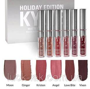 Рідка матова помада Kylie Holiday Edition, 3.25 мл