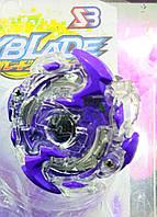 NEW BeyBlade Вибух (волчок распадается на 3 части) Purple