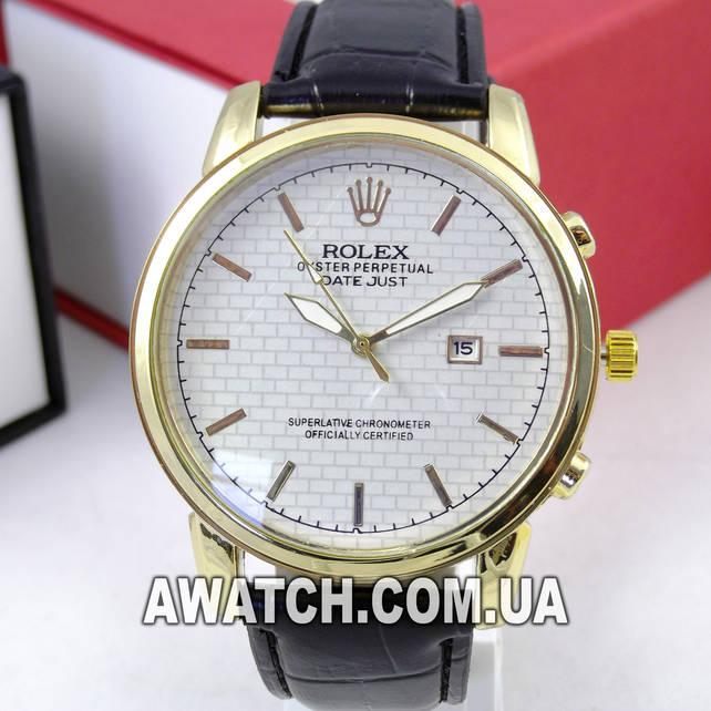 7ce7a56347e2 Мужские кварцевые наручные часы Rolex T07 (630629780). Цена, купить ...