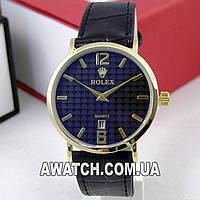 Унисекс кварцевые наручные часы Rolex T02