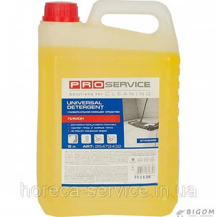 PRO service универсальное средство для мытья пола и поверхностей, в ассортименте 5 л, фото 2