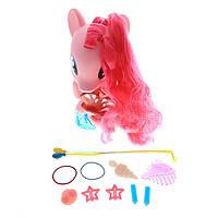 Голова - манекен для причесок Пинки Пай My Little Pony Styling Head Моя маленькая Пони