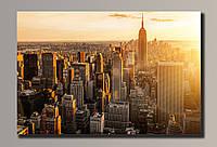 Картина HolstArt Нью-Йорк 54*36,5 см арт.HAS-012
