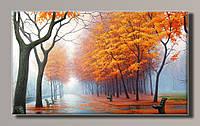 Картина HolstArt Осень 2  55*32,5 см арт.HAS-145