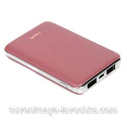 Внешний аккумулятор(power bank) HAVIT HV-PB004X, 5000 mAh, 2,1 А
