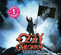 Музичний сд диск OZZY OSBOURNE Scream (2010) (audio cd), фото 1