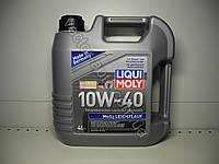 Масло моторное Liqui Moly MoS2 Leichtlauf 10W-40, 4L
