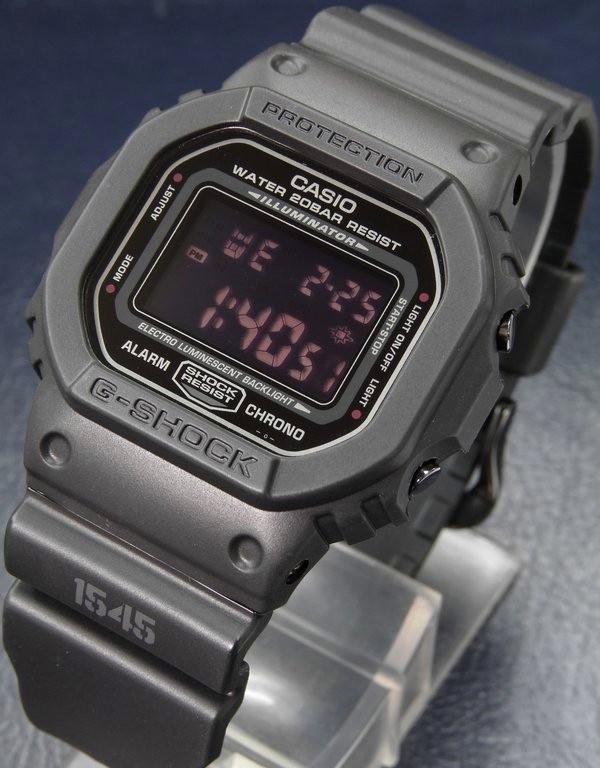 Часы Casio G-Shock DW-5600MS-1 В.