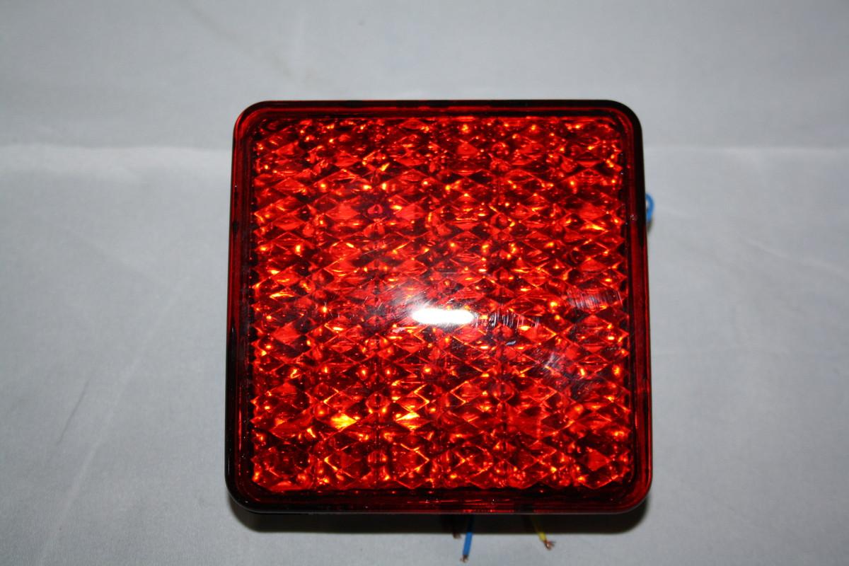 Діодний ліхтар задній червоний