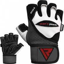 Перчатки для зала RDX Pro Lift Gel S