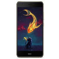 """ϞСмартфон 5"""" Huawei Nova, 4/64 GB Gold Full HD Камера 12.2 Мп Sony Батарея 3020 мАч Android 6.0 Marshmallow"""