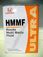Масло АКПП вариатор HONDA Ultra HMMF (08260-99904), 4 L