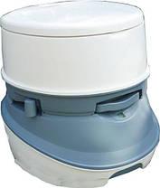 Биотуалет 21л DeLux, туалет портативный на кемпинг, фото 2