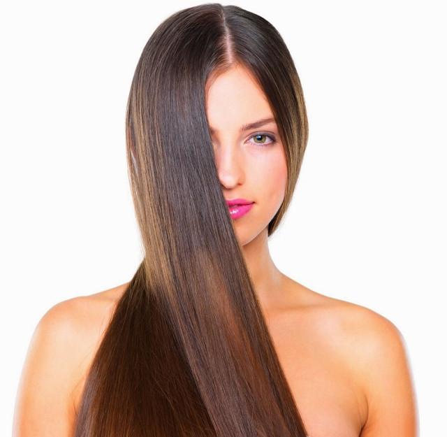 Кератиновое выпрямление — подорожник для волос