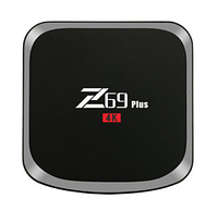 Smart TV приставка Z69 plus 3/32ГБ Amlogic S912