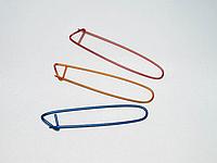 Булавка для снятия петель металлическая