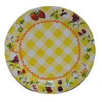 Бумажные одноразовые тарелки - 4