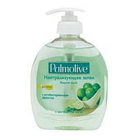 Жидкое мыло Palmolive 300мл дозатор Нейтрализирующий запах 1/12