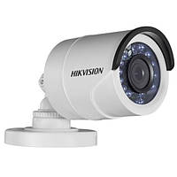 2 Мп Turbo HD видеокамера DS-2CE16D5T-IR (6 мм)