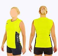 Форма волейбольная женская 6503Y желтый