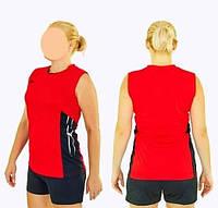 Форма волейбольная женская 6503R красный