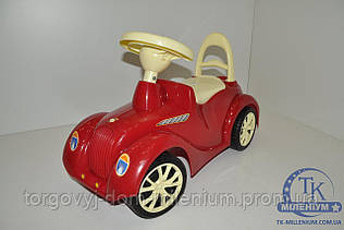 Машинка ретро (цв.красный) ОРИОН 900