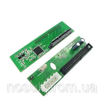 Адаптер IDE-SATA (подключение SATA HDD к IDE 40 pin)