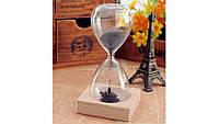 Магнитные песочные часы, 14 см