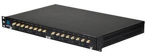 GSM шлюз Dinstar DWG2000F-16G-B, фото 2