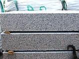 Капустинский бордюр  пиленный Житомир, Киев, фото 3