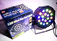 Прожектор светодиодный Led par 18 х 1 Вт