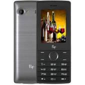 Мобільний телефон FLY FF244 Dual Sim (сірий)