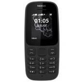 Мобільний телефон NOKIA 105 Dual SIM (black) TA-1034