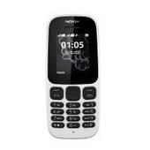 Мобільний телефон NOKIA 105 Dual SIM (white) TA-1034