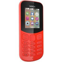 Мобільний телефон NOKIA 130 Dual SIM (red) TA-1017