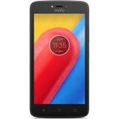 Смартфон MOTOROLA Moto C (XT1750) Dual Sim (чорний)