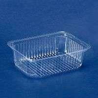 Пластиковая упаковка для салатов и полуфабрикатов пс-161 (350 мл)