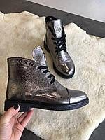 Кожаные ботиночки от производителя, фото 1